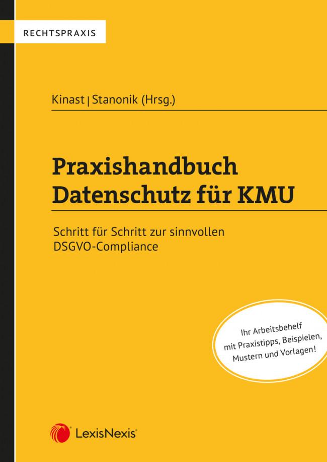 Praxishandbuch Datenschutz für KMU